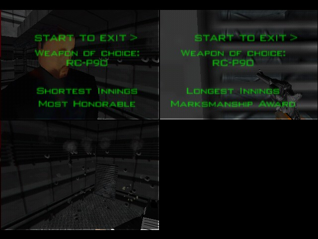 GoldenEye 007 - not...a...word - User Screenshot